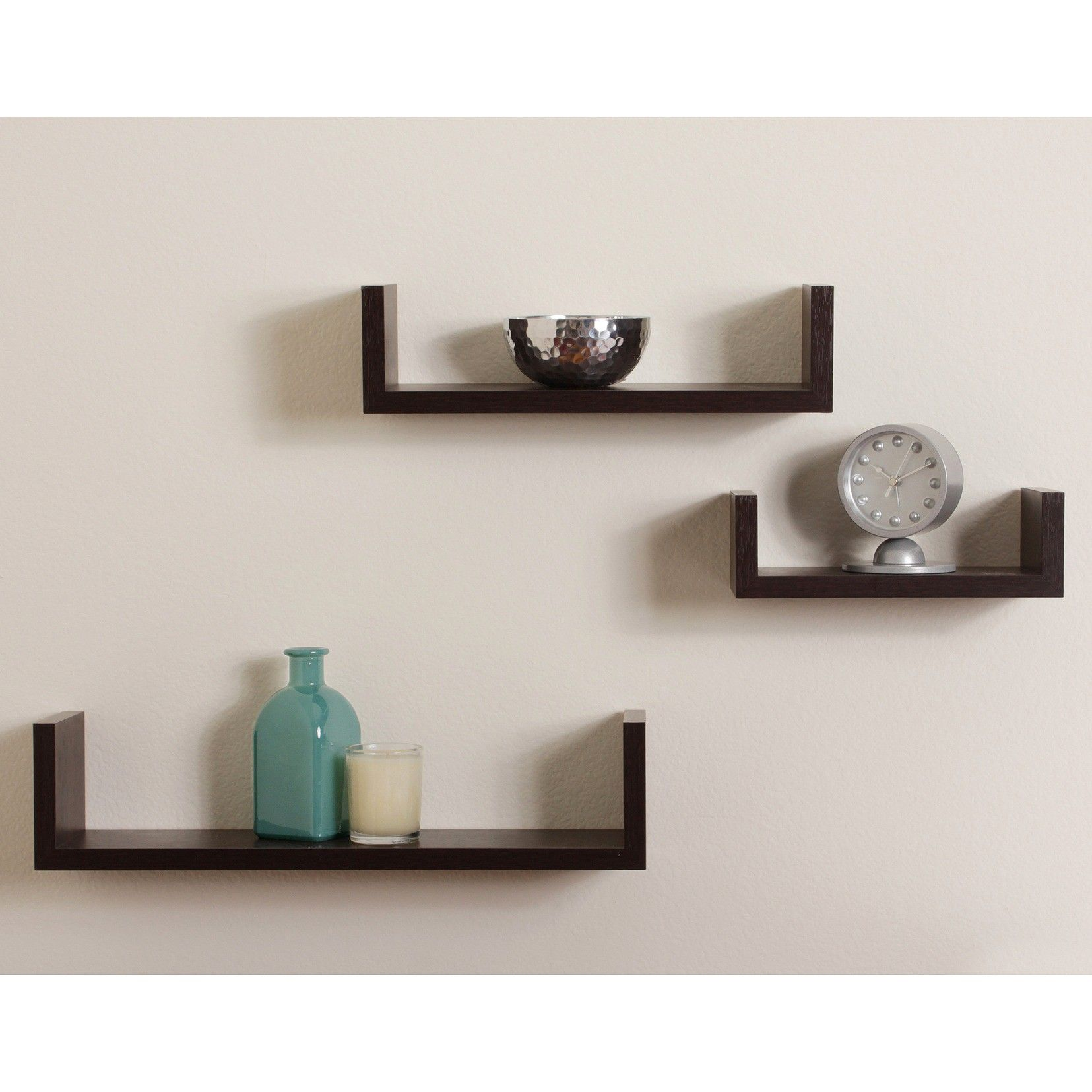 Floating Shelves Target Danya Bnesting Shelves 3 Pack  Shelves Target And Nest