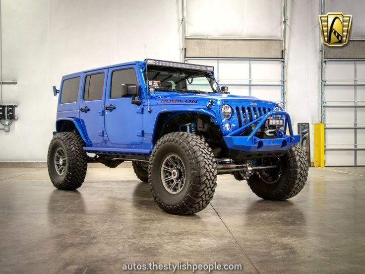Terrific Dreaming blue dreaming Blue jeep wrangler