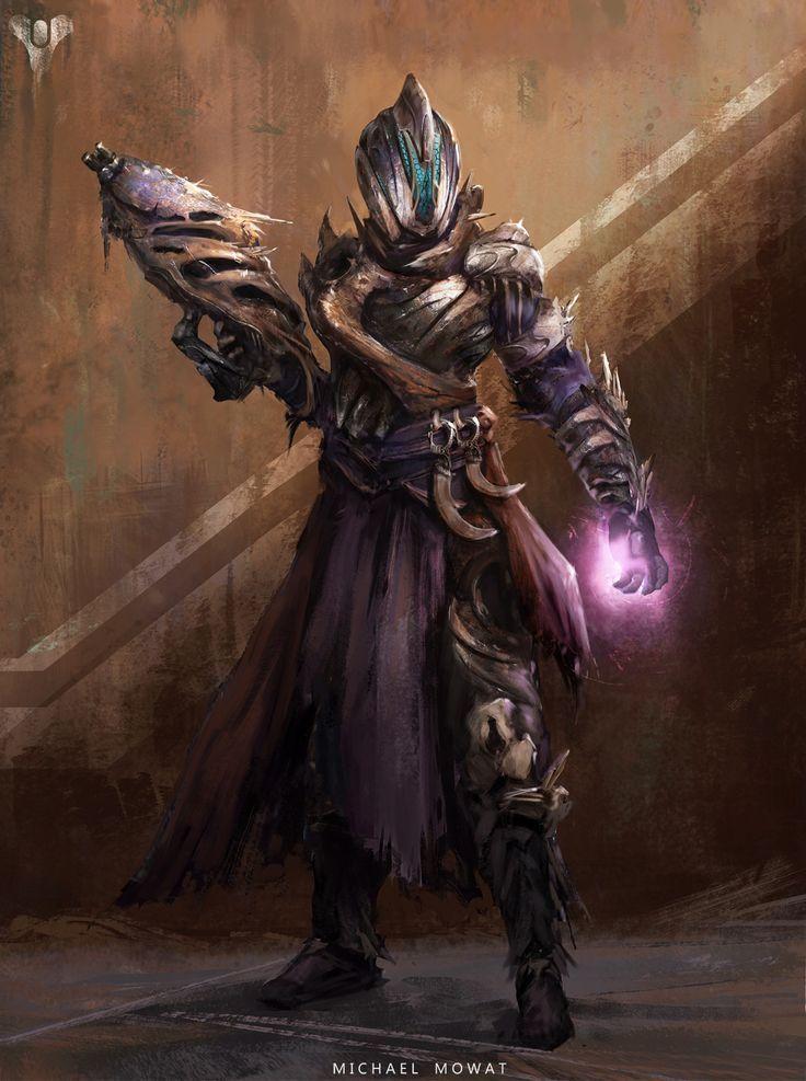 Destiny Warlock Fan Art