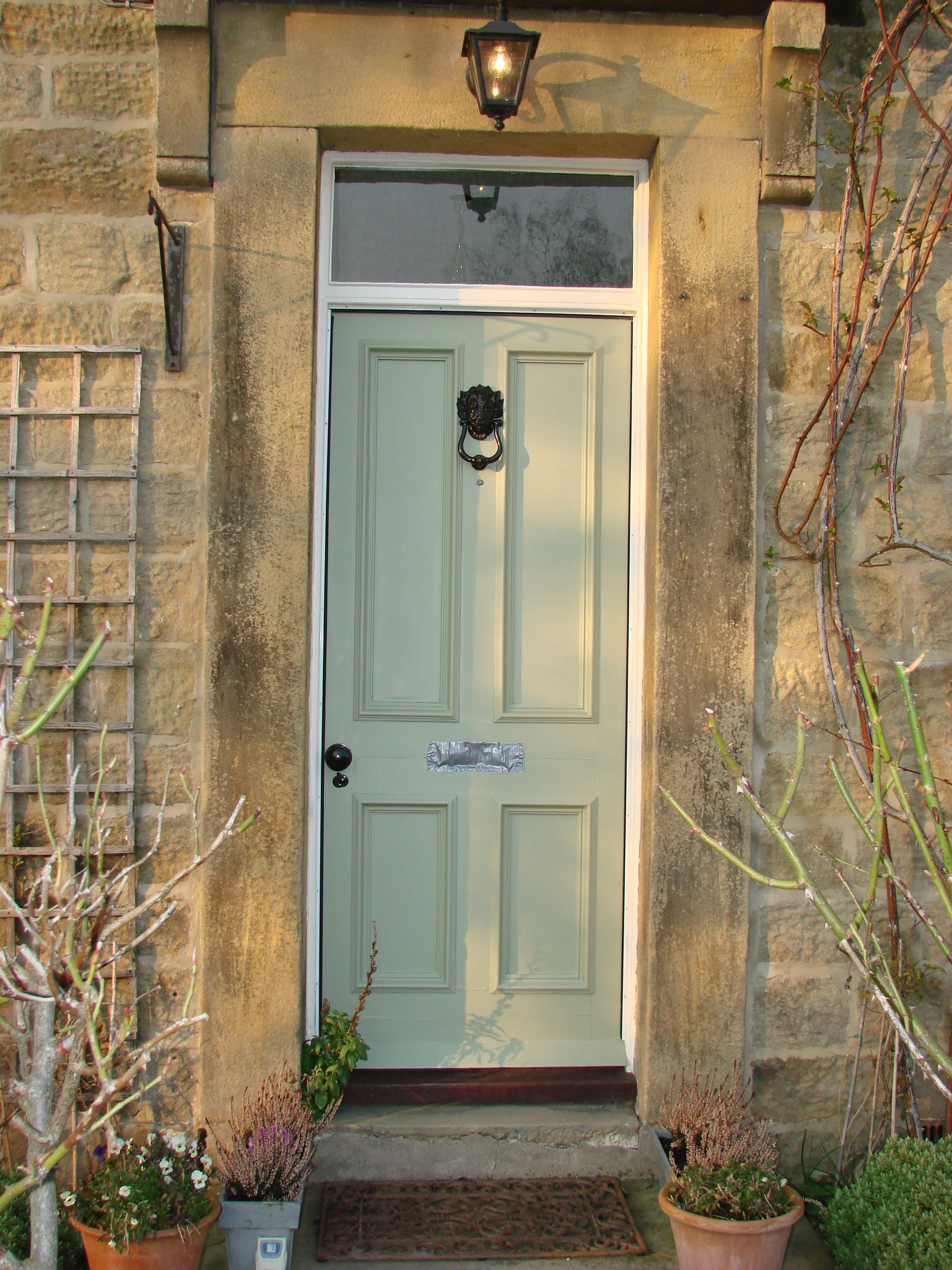 Exterior And Interior Architectural Bespoke Doors Victorian Style Front Door