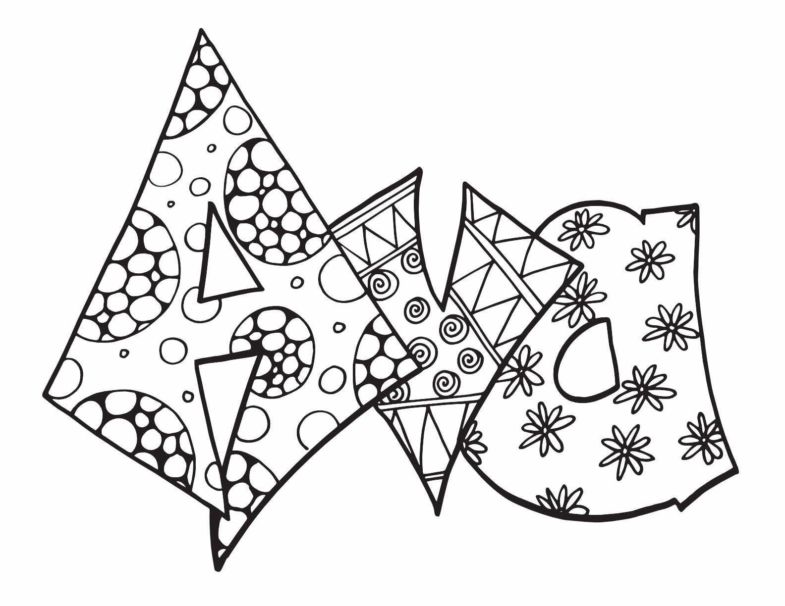 Ava Free Printable Coloring Page Stevie Doodles Free Printable Coloring Pages Printable Coloring Pages Free Printable Coloring