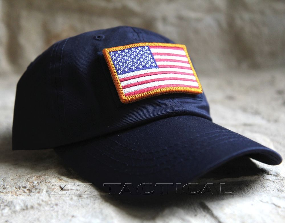 NEW NAVY Special Forces Operator Tactical American US Flag Velcro Hat   Rothco  BaseballCap 237718429ae