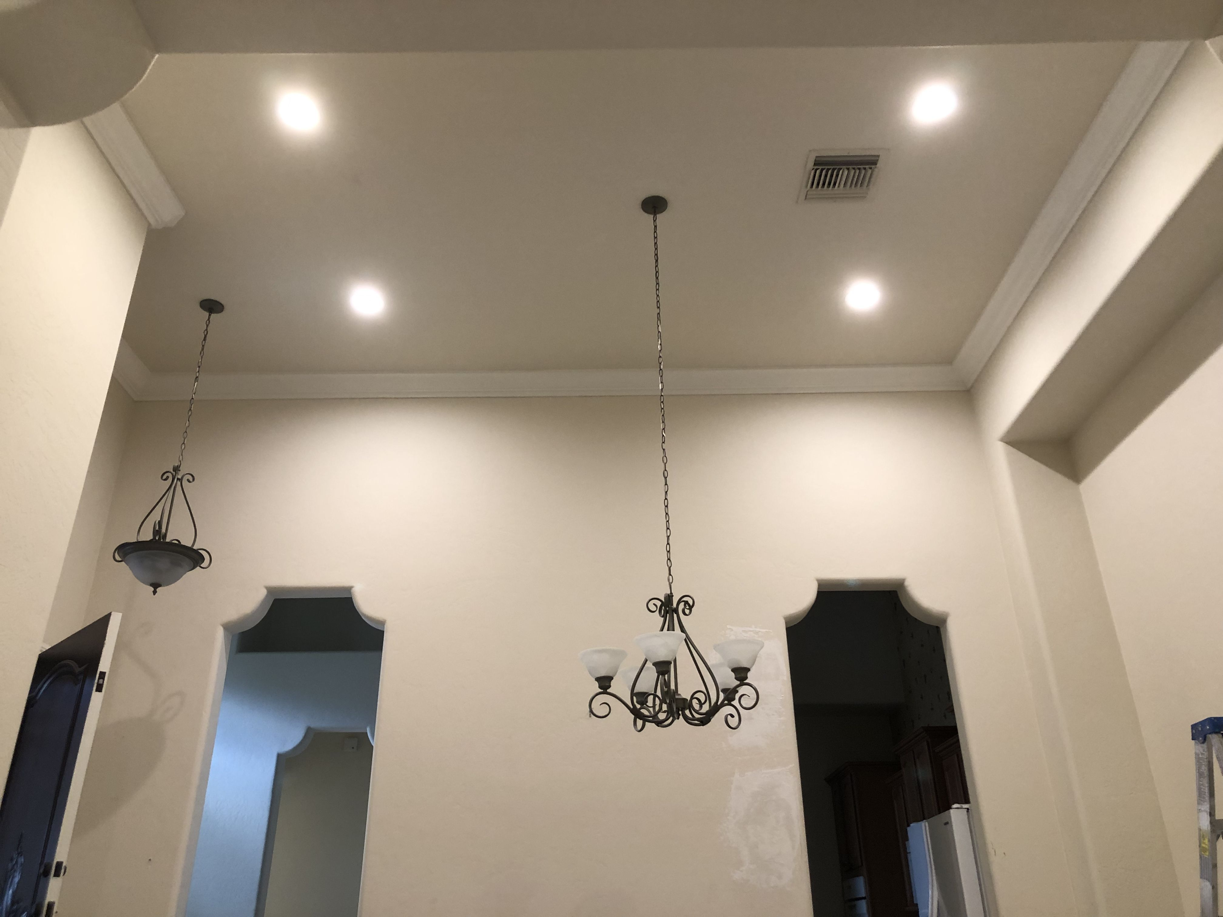 6 Inch Led 3000k On New Switch With Dimmer Led Can Lights