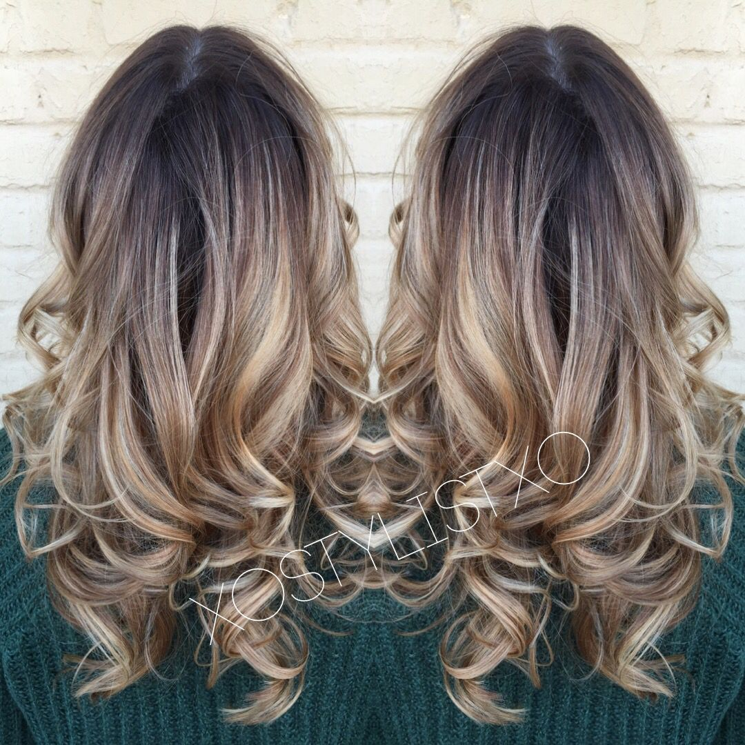 sombre by xostylistxo ash stylz hair hair hair styles balayage. Black Bedroom Furniture Sets. Home Design Ideas