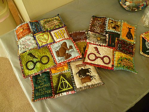 Any of these Harry Potter bags!