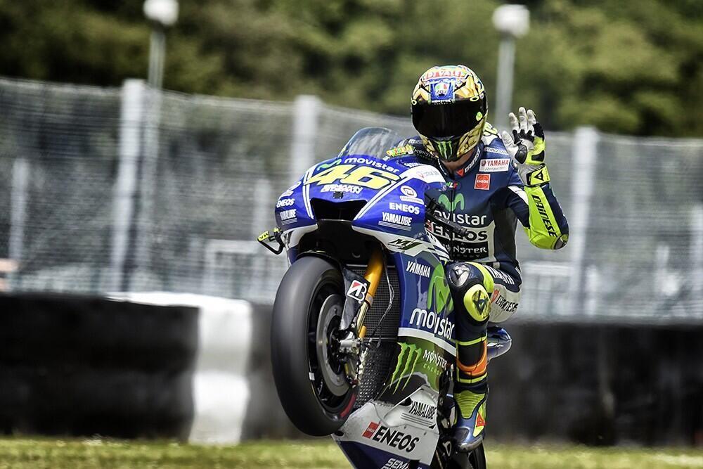 Rossi, Iannone, Dovizioso unveil Mugello helmets | MotoGP