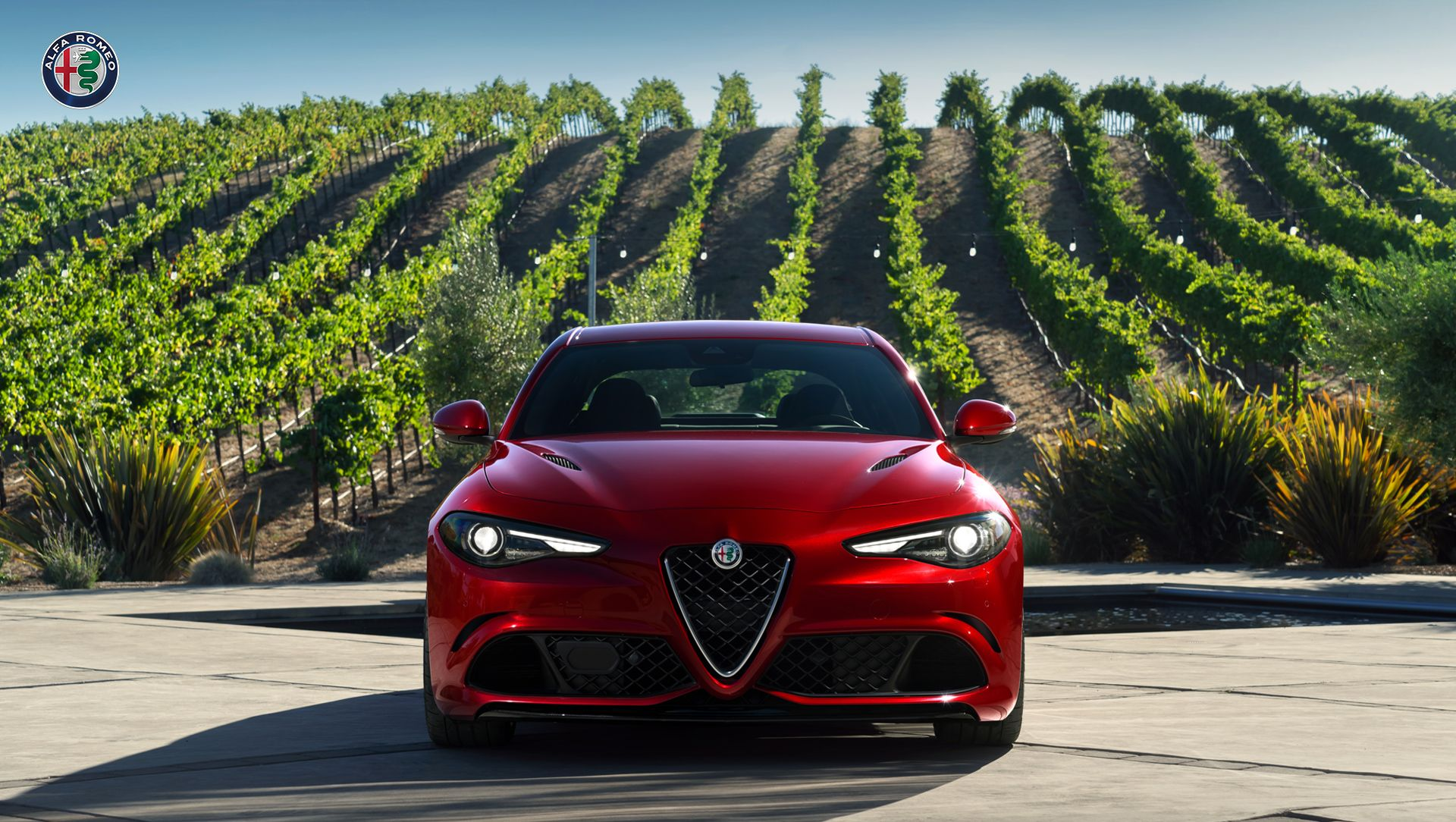 Alfa Romeo Giulietta Quadrifoglio Verde Wallpapers Full Hd Alfa