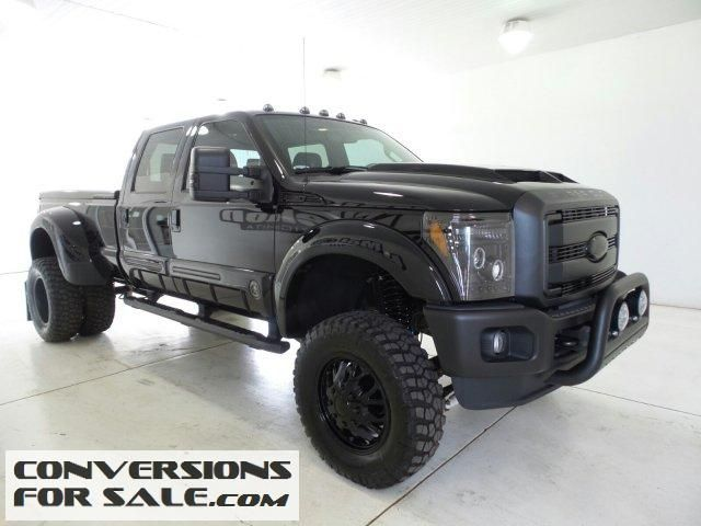 Tuscany Black Ops 2016 Ford F350 Lifted Dually Diesel Diesel