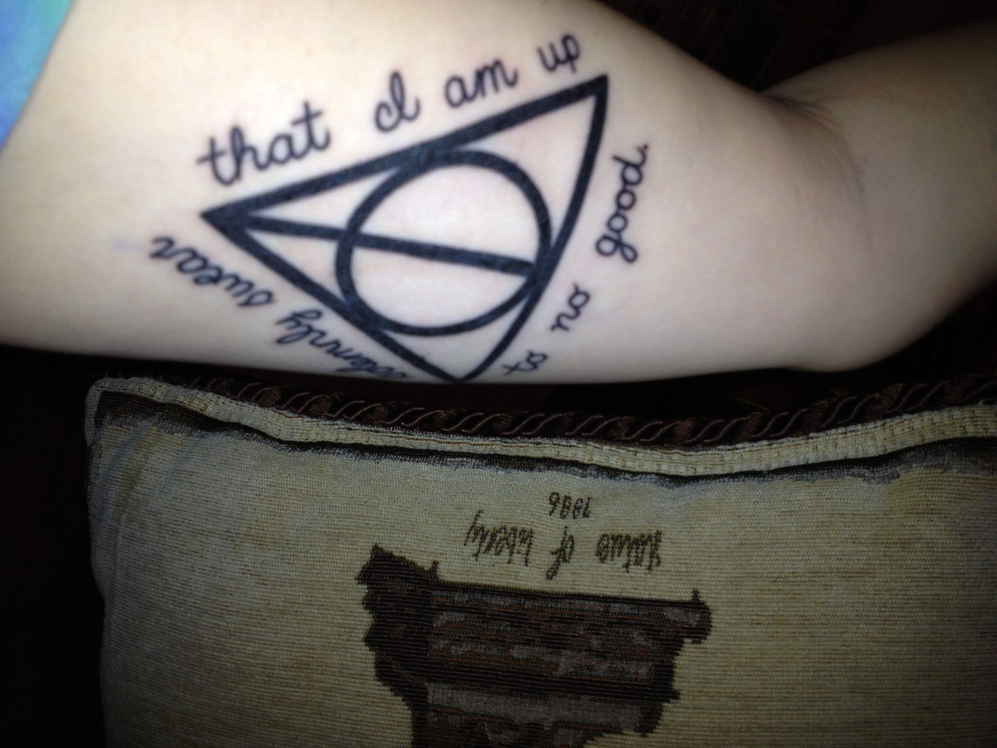 My deathly hallows symbol with i solemnly swear that i am up to my deathly hallows symbol with i solemnly swear that i am up to no biocorpaavc Choice Image