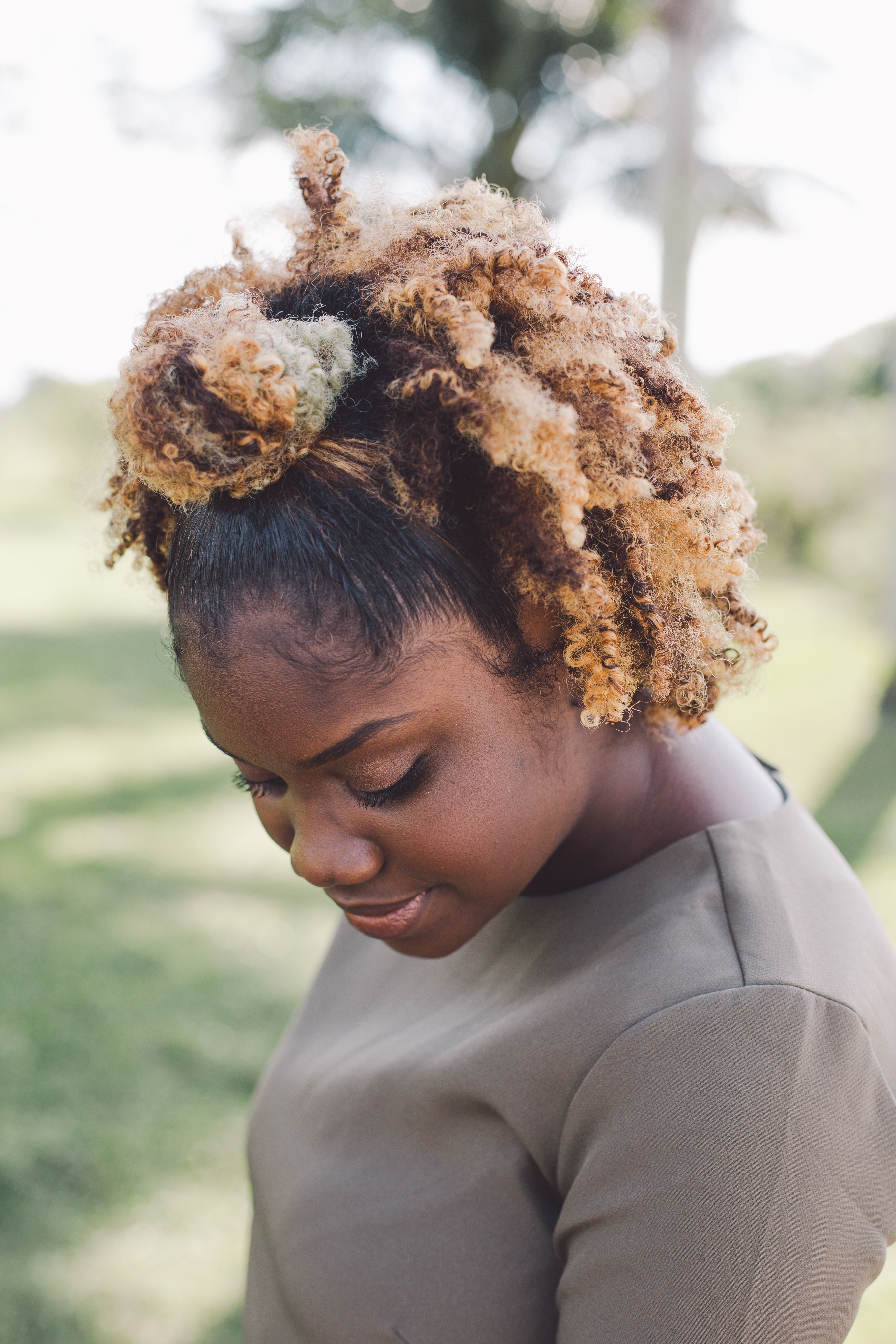 Natural hair Afro Centric True to my Roots Pinterest