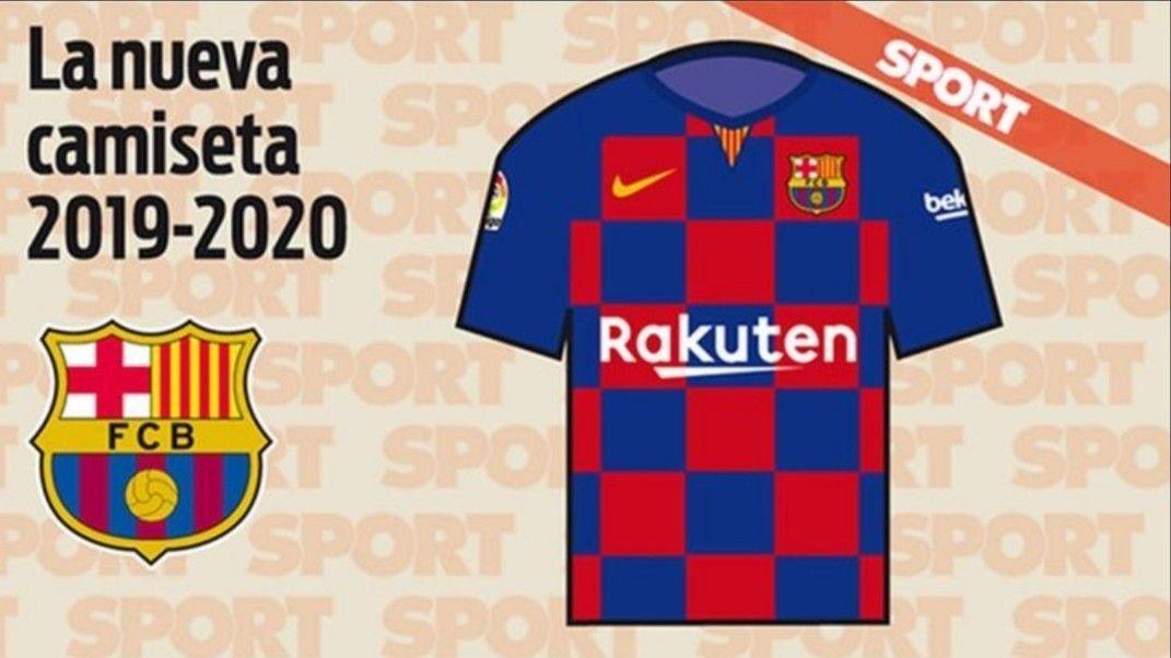 b9a82a060d FC Barcelone Home 2019 2020