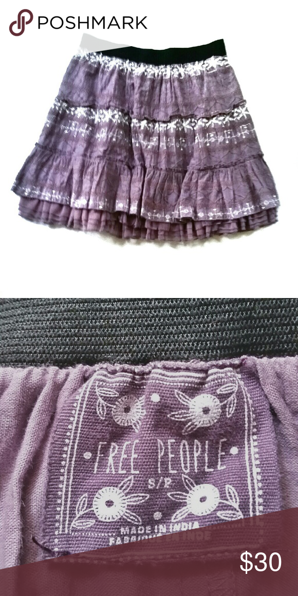 ☆ Reserved ☆ Free People Skirt