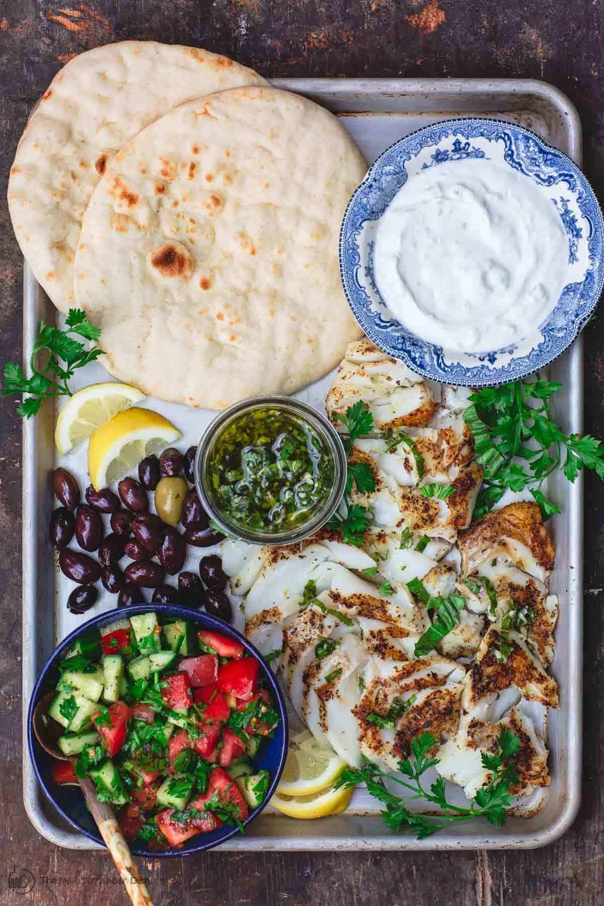 Photo of Crispy, scaly Mediterranean fish – you will love this light Mediterranean …