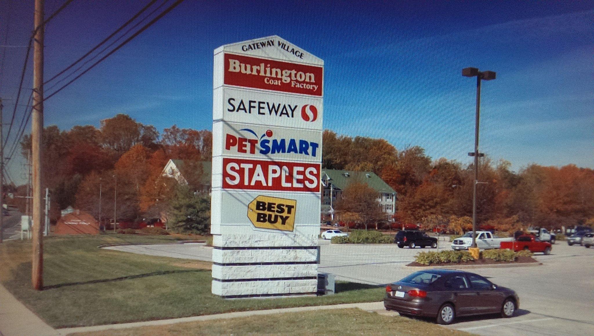 Gateway Village Shopping Center In Annapolis Md