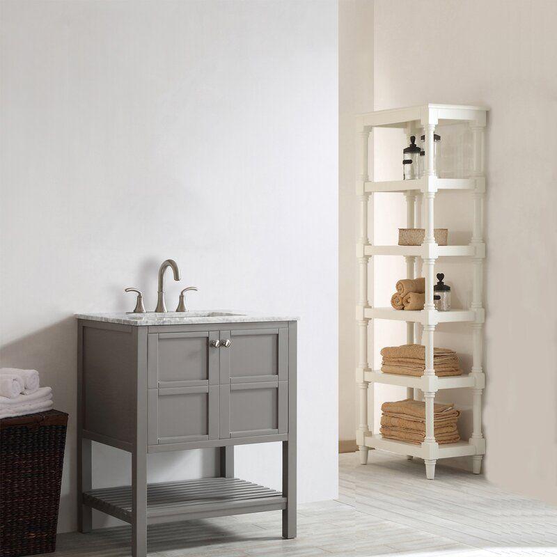 Zara 30 Single Bathroom Vanity Set Marble Vanity Tops Single Bathroom Vanity Vanity