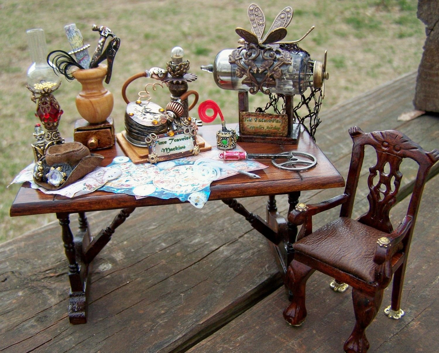 Steampunk for the dollhouse