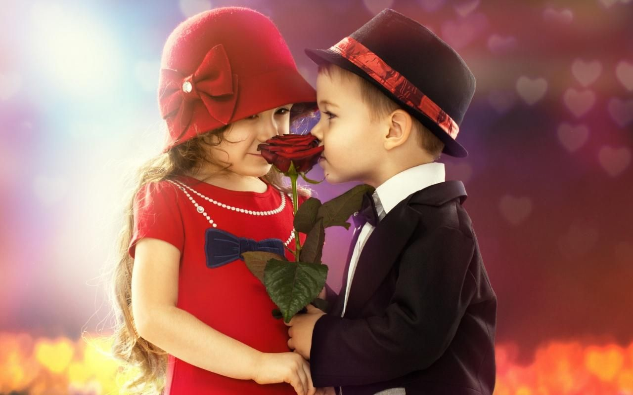 Baby couple wallpapers picture