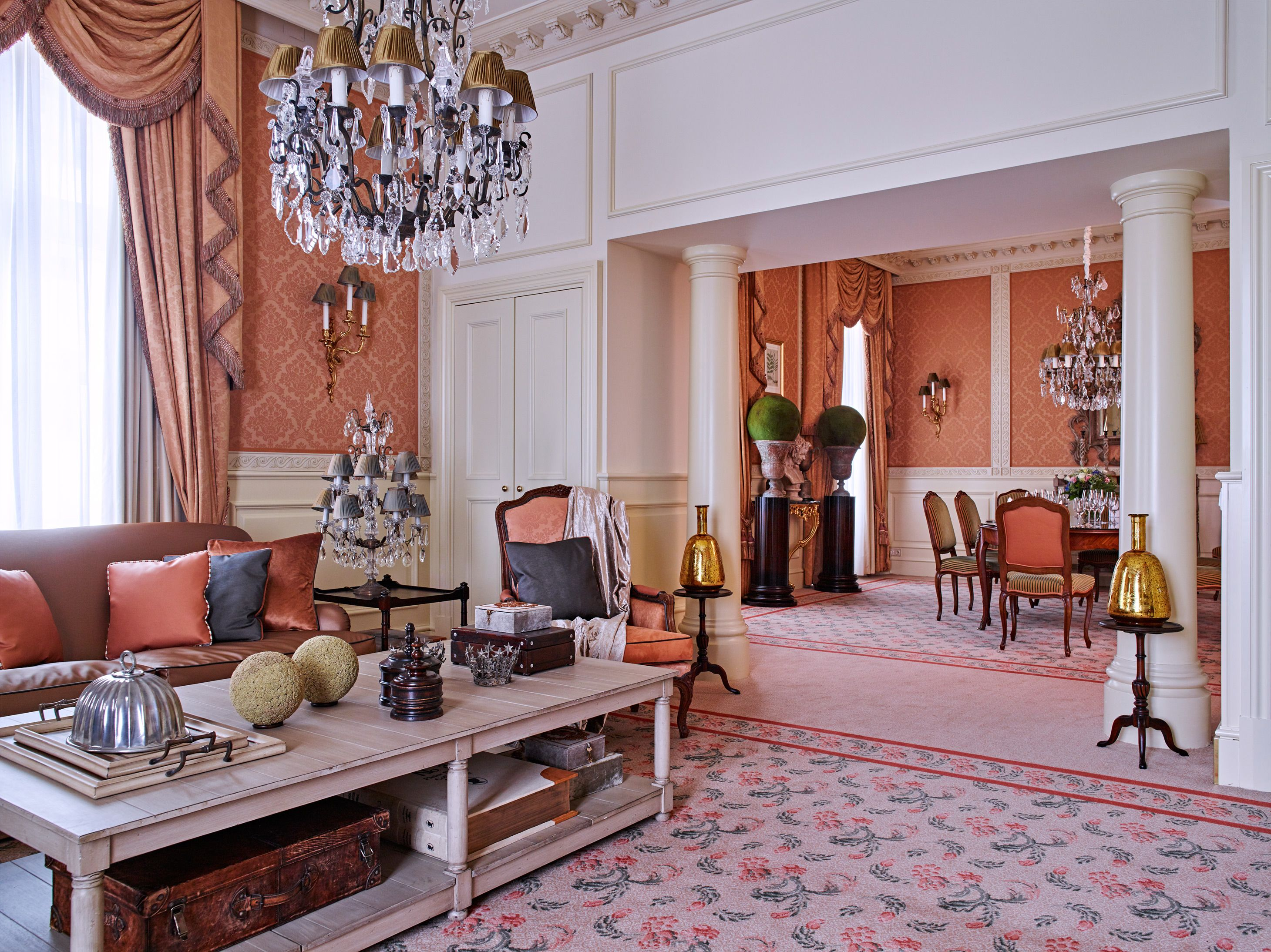 Grand Hotel Wien Luxpitality Luxurious Rooms Luxury Furniture Grand Hotel