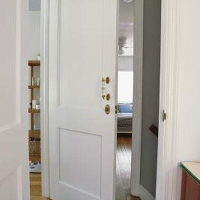 How To Reverse An Interior Door Swings Change And Doors