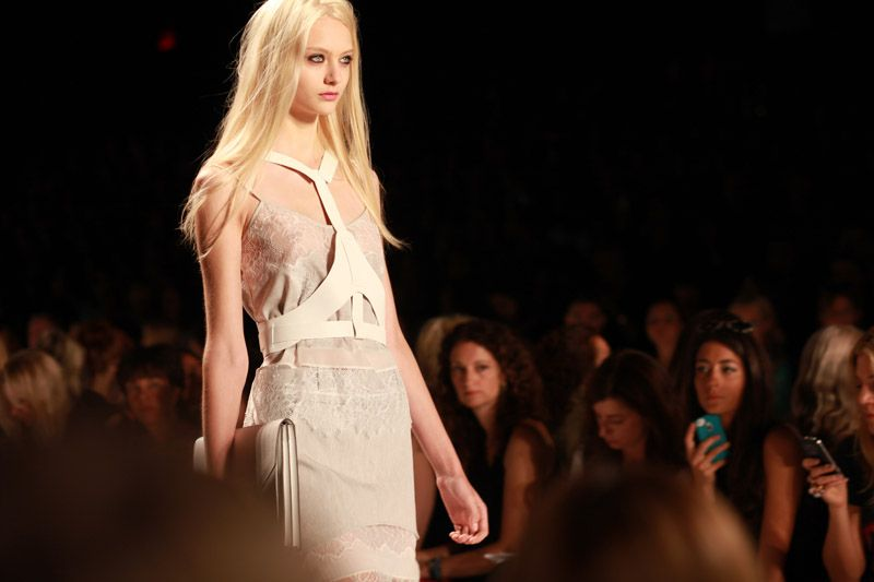 Bcbgmaxazria spring 13 on Snakes Nest