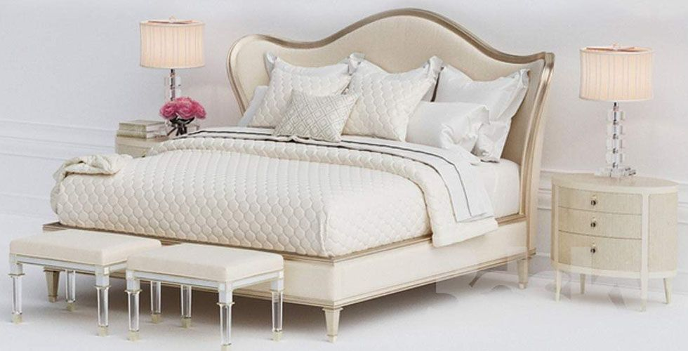 FREE King size double bed, with