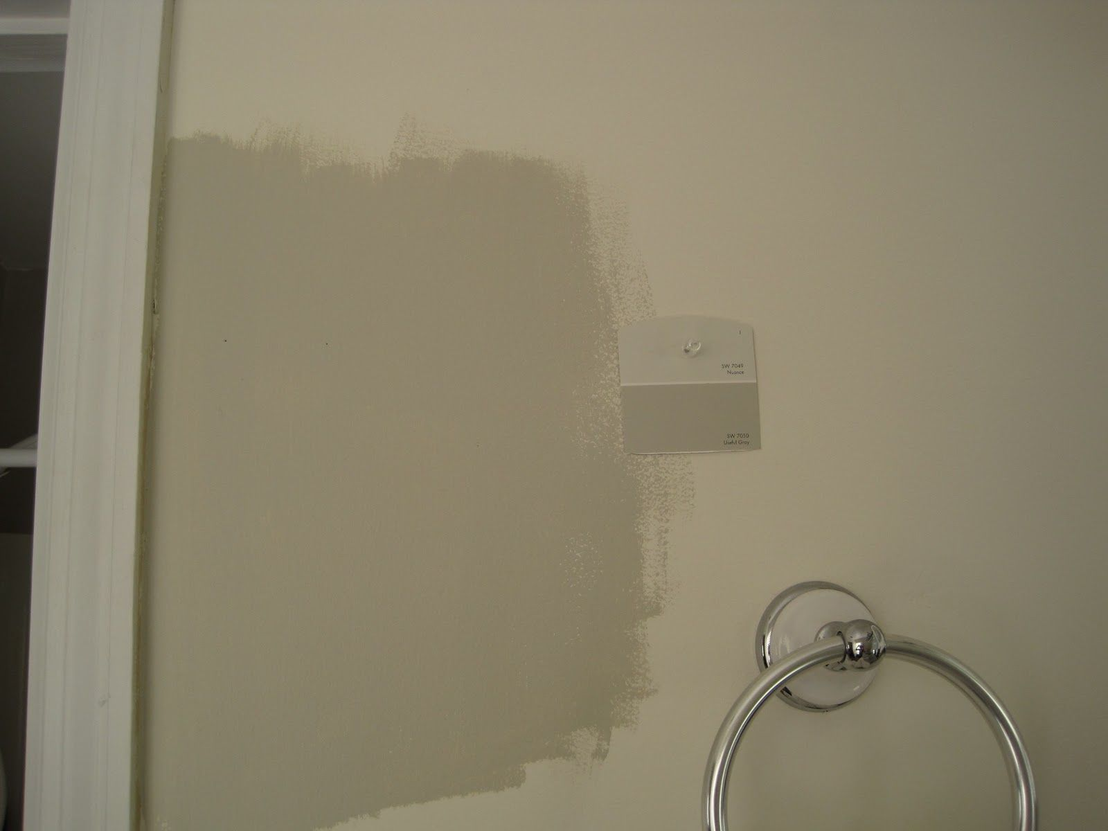 Canvas Tan Sw Useful Gray Left Right Favorite Tan Sw Anew Gray Anew Gray Sherwin Williams Wall Paint Colors