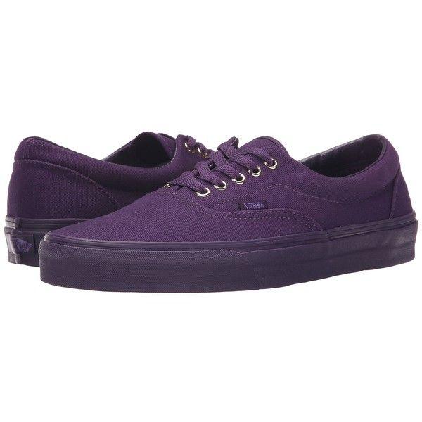 Vans Era Skate Shoes | Vans, Lacing