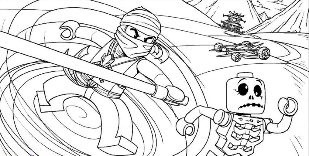 lego coloring pages to print ninjago Movie Pinterest