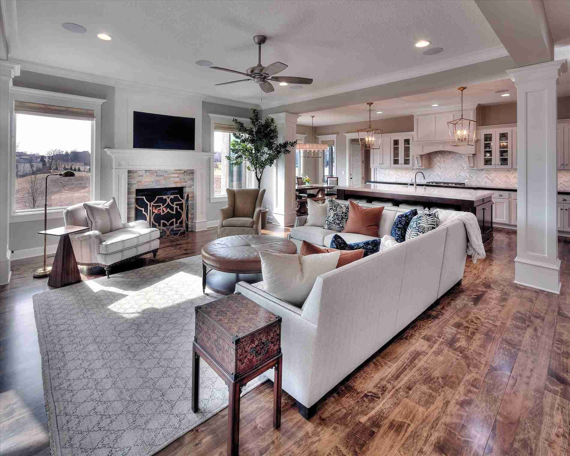 Image Result For Tv Ideas Living Room Open Floor Plan Open Concept Kitchen Living Room Living Room Floor Plans Open Floor Plan Kitchen
