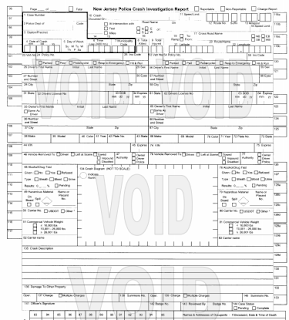 Nj Motor Vehicle Accident Report Motor Car Car Accident State Police