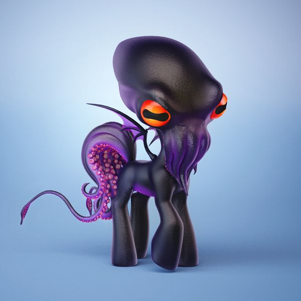 with_my_little_cthulhu_pony