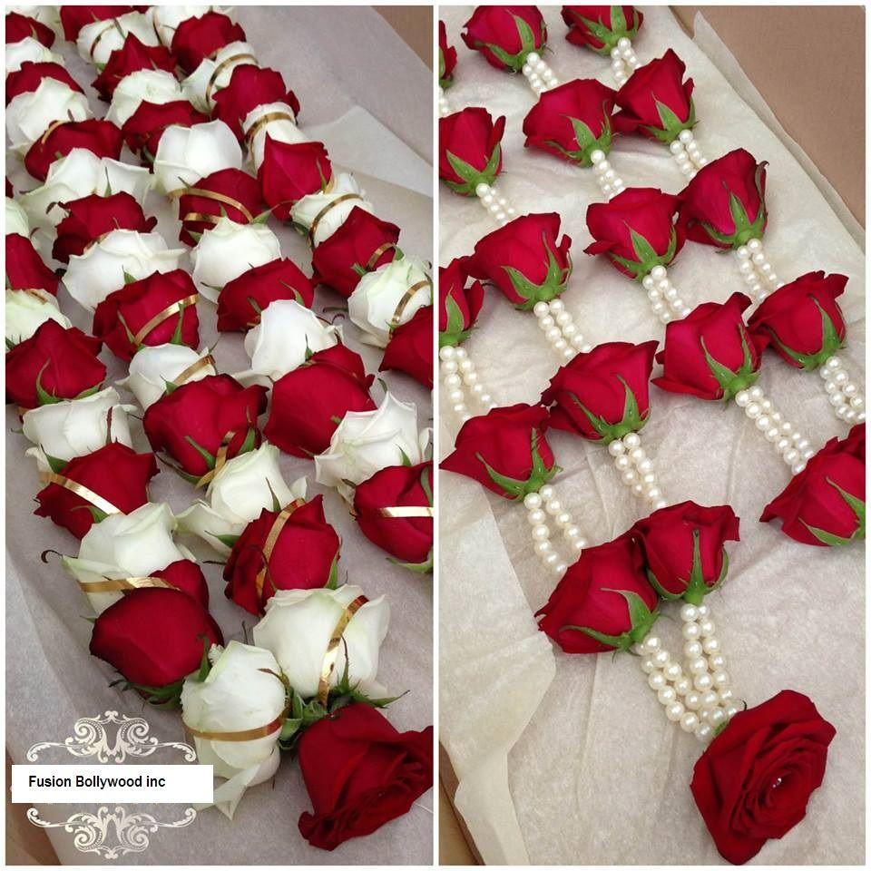 Flower Garlands For Weddings: Indian Wedding Jewelry