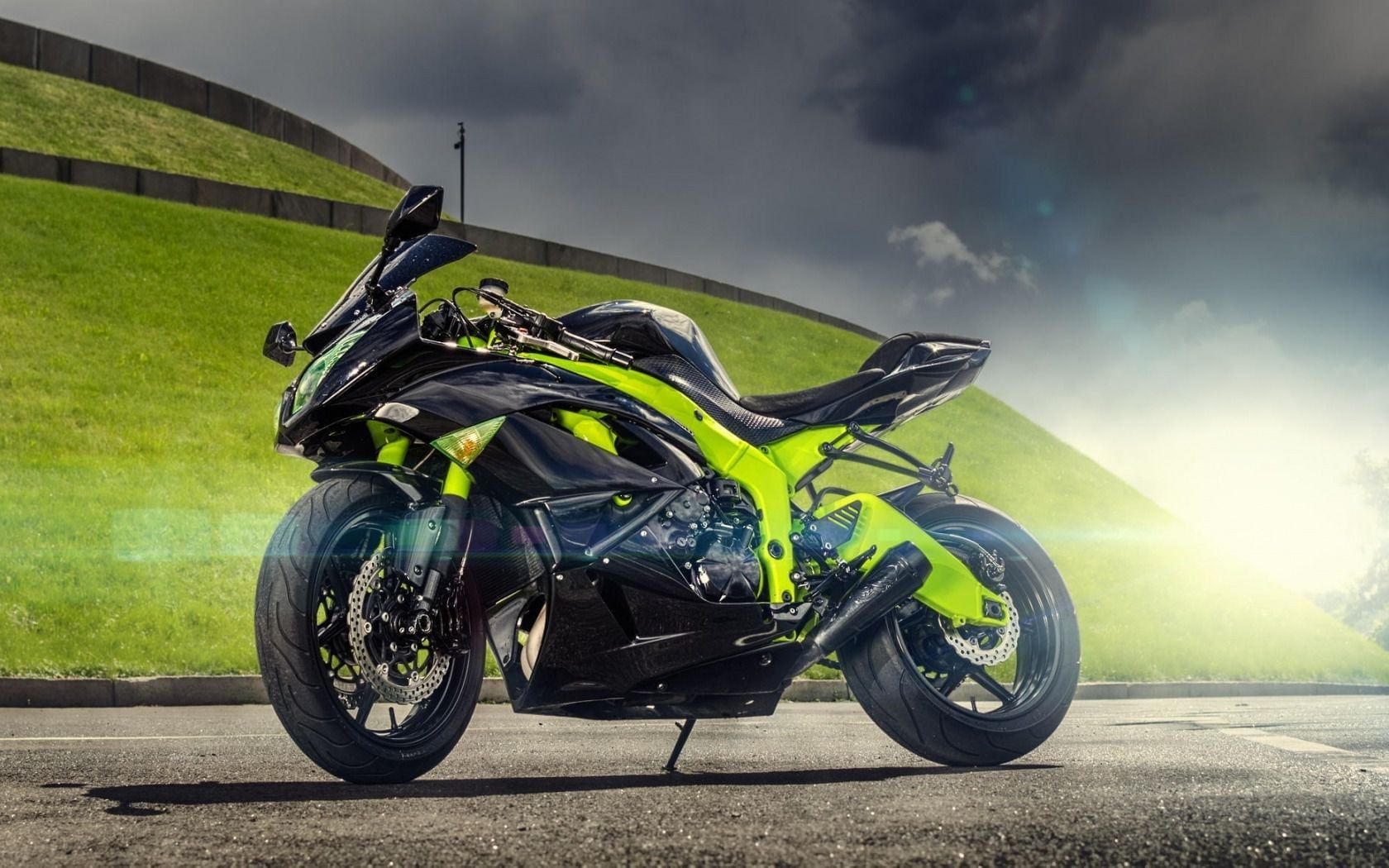 36 Kawasaki Ninja Wallpapers Hd High Quality Android Kawasaki