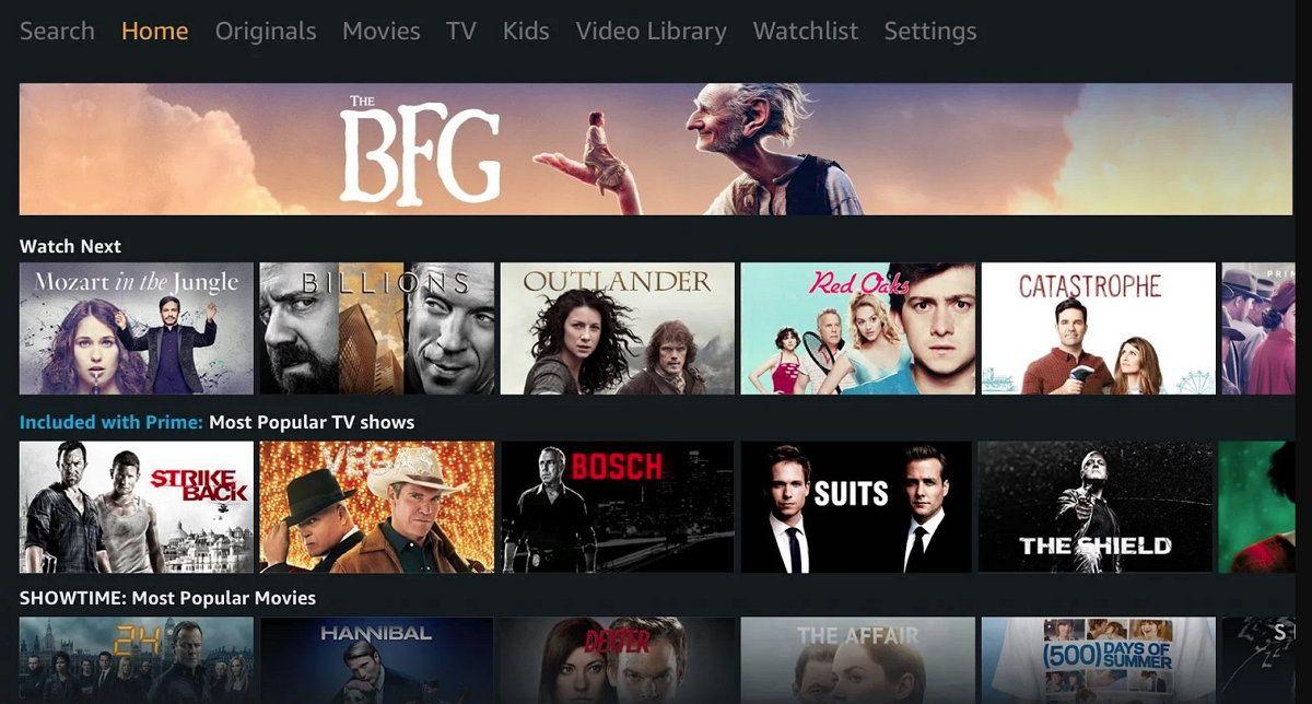 Amazon Prime Video Ahora Disponible En Google Play Para