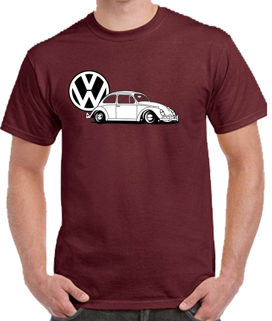 Vw bug t shirt