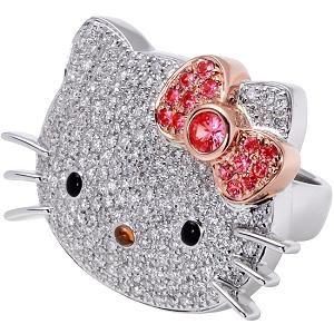 La Verdadera Historia De Hello Kitty Realidad O Leyenda Urbana Tejiendo El Mundo En Wordpr Hello Kitty Jewelry Hello Kitty Items Hello Kitty Diamond Ring