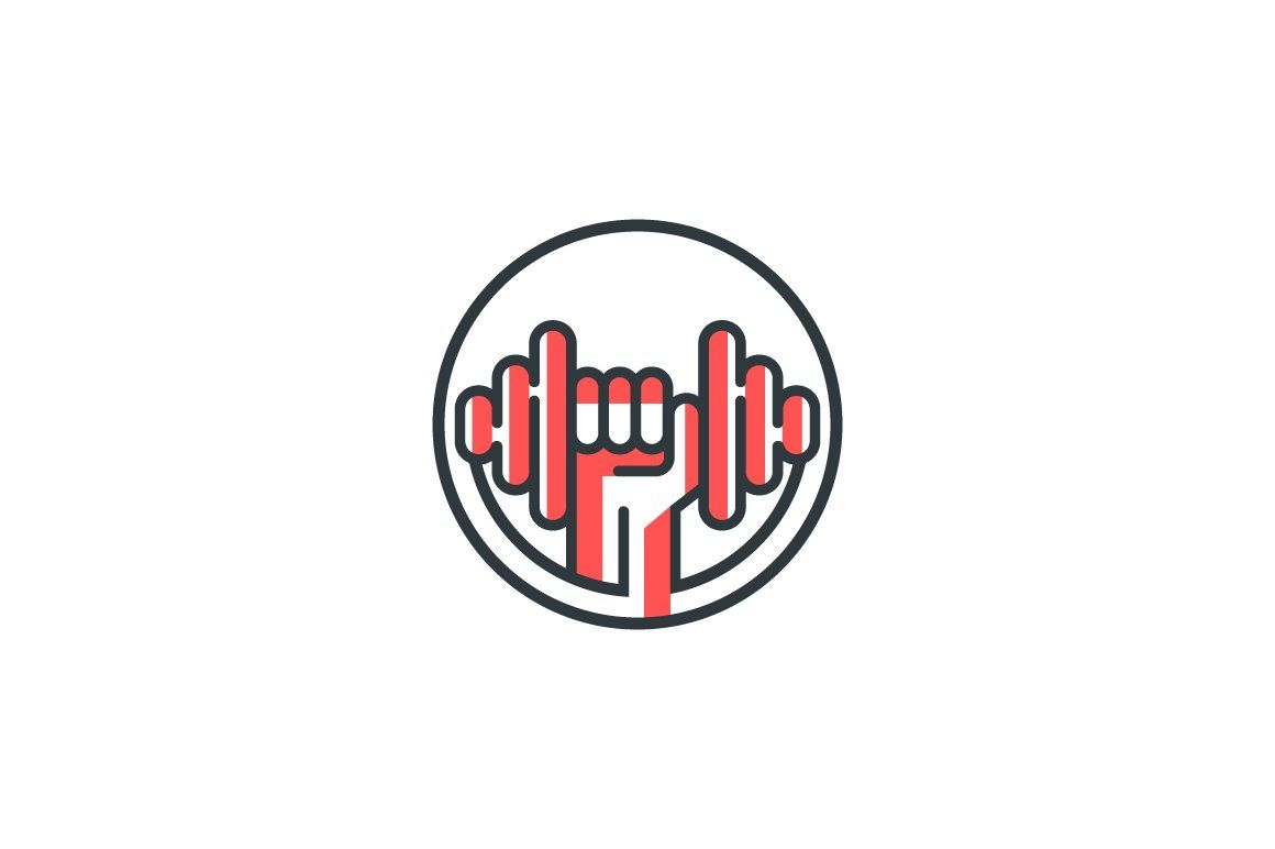 Fitness logo strong fitness logo logo templates