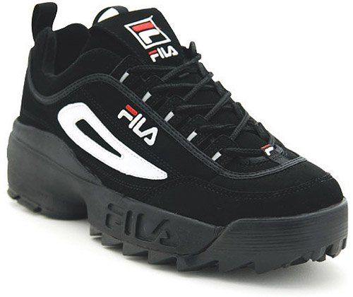 outfit fila disruptor
