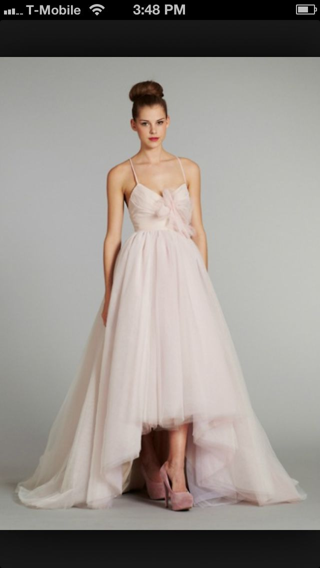Pretty Pink Gown...