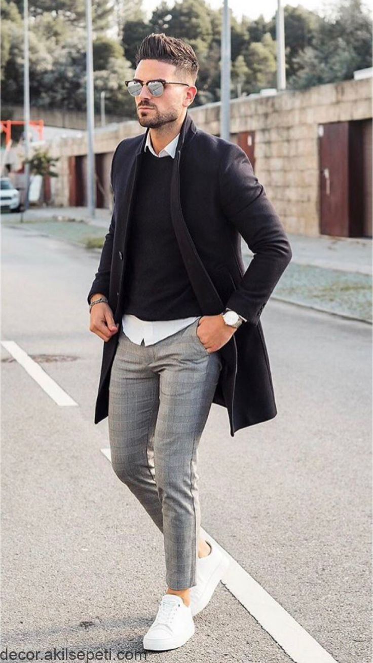 25 Awesome street style outfits | Männer outfit