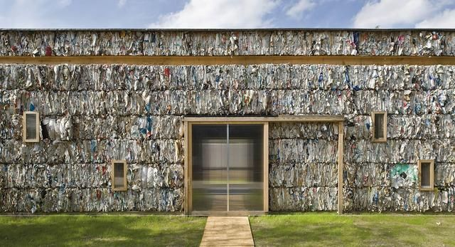 Makulatura jako architektura