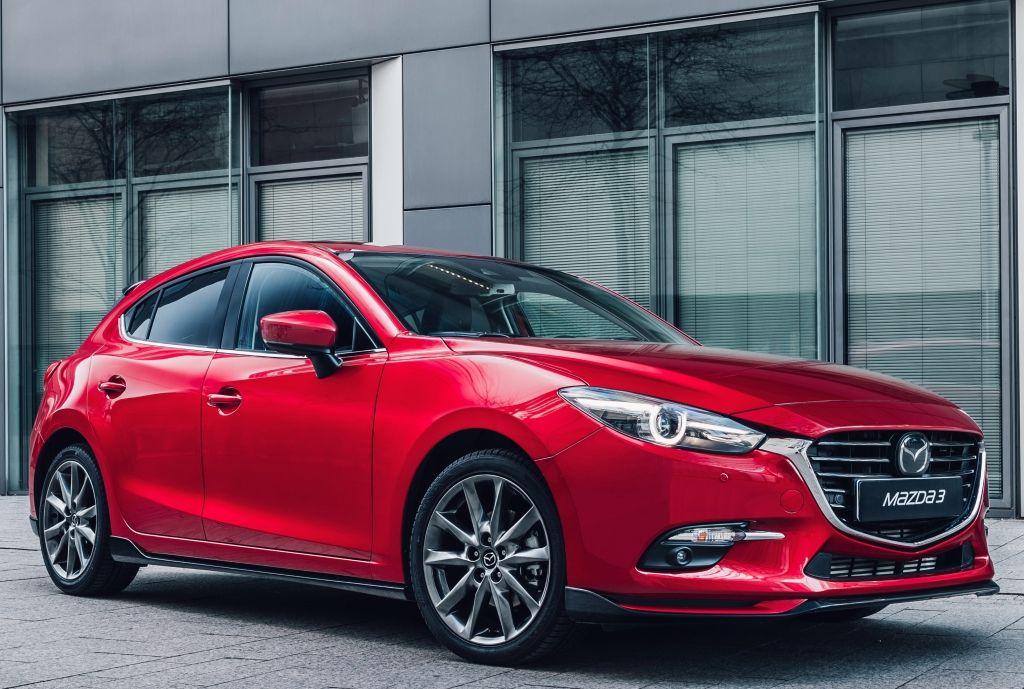 Mazda3 Hatchback Accessorized (BM) '2016 Hatchback