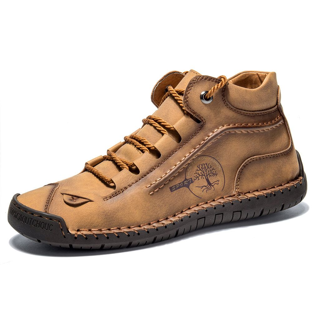 Mens leather boots, Mens boots fashion