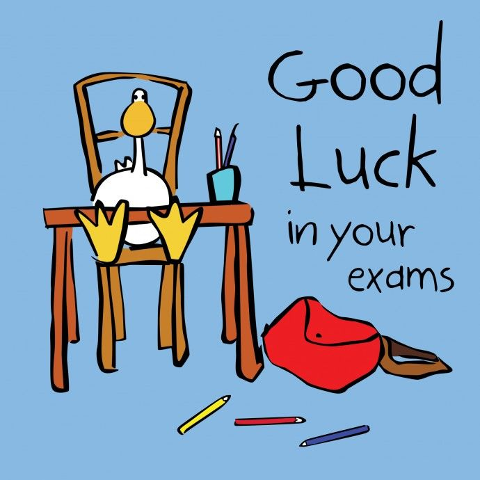 Good-luck-in-exams-690x690jpg (690×690) arts Pinterest - exam best wishes cards