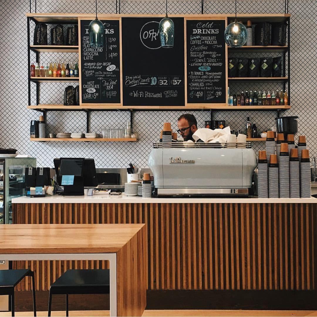 いいね!1,244件、コメント9件 ― ACME | Specialty Coffee Cupsさん(@acmeandco)のInstagramアカウント: 「Espresso bar at @orracoffeeshop in Auckland   @inbleu #acmecups #specialtycoffee #acmeforlife」 #coffeecups