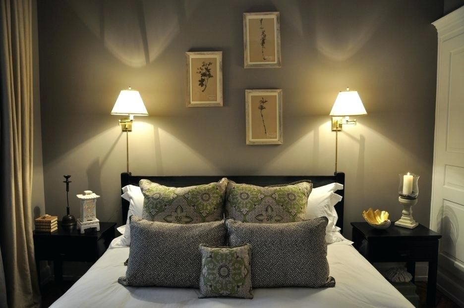 Height For Bedside Wall Lamps Of Sconces Wall Sconces Bedroom