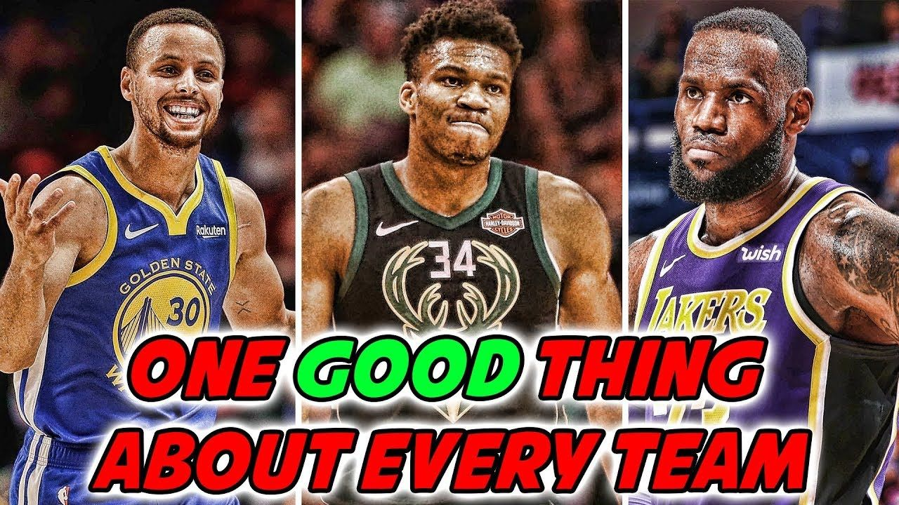 One GOOD Thing About All 30 NBA Teams This Season (With