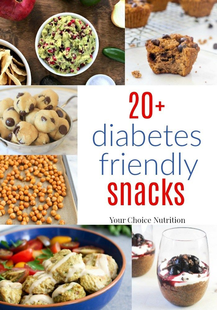 Diabetes Friendly Snacks Diabetic Snacks Healthy Snacks