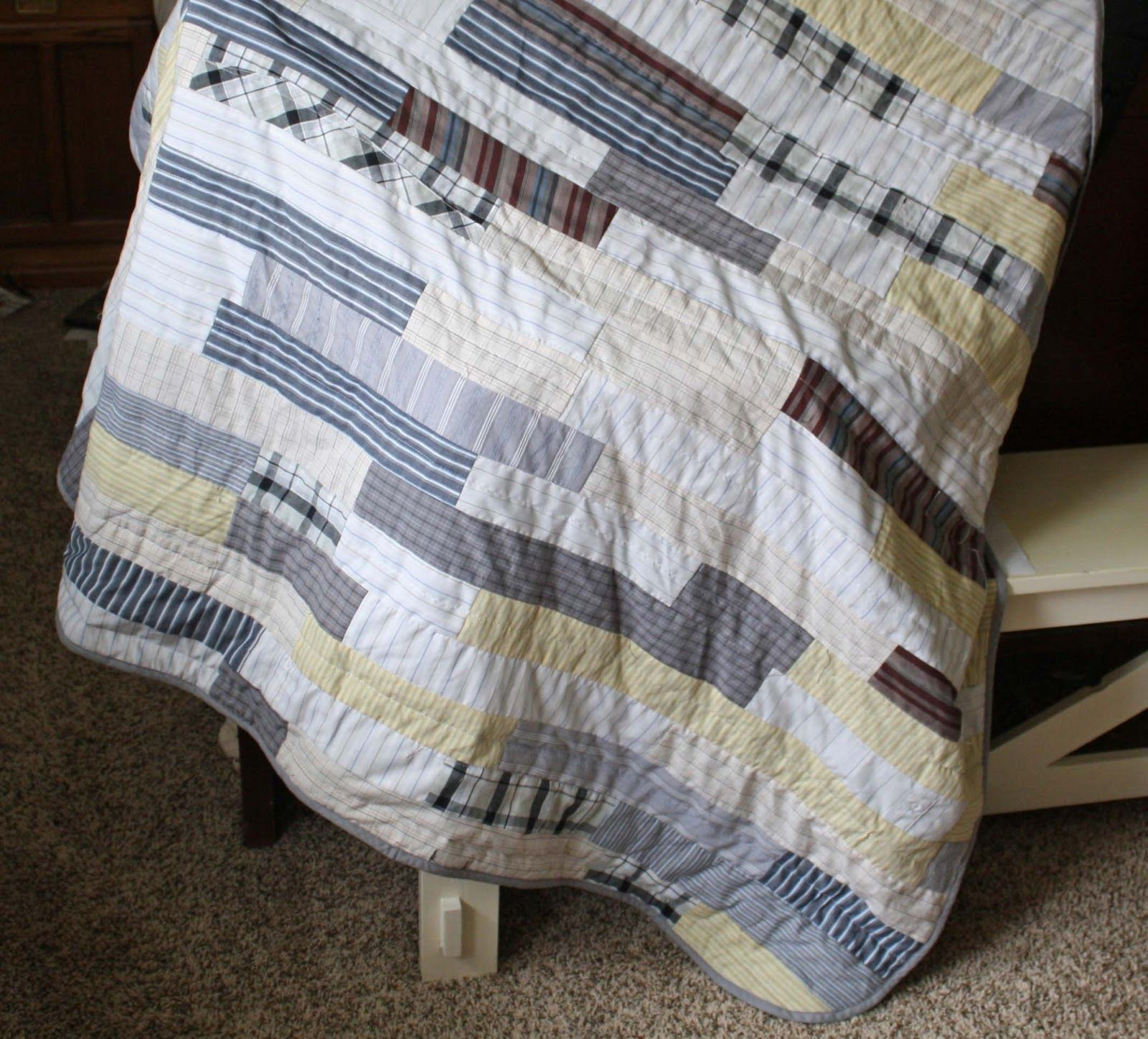 curves photo lovely curved man quilt rob quilts appell of with sewing x youtube piecing quilting