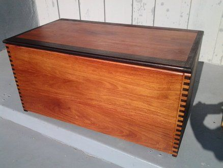 Free wood hope chest plans Get the Best Guide for ...